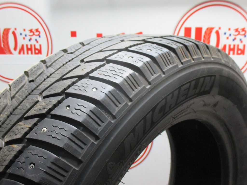 Б/У 235/55 R17 Зима Шипы  MICHELIN Latitude X-Ice North Кат. 5