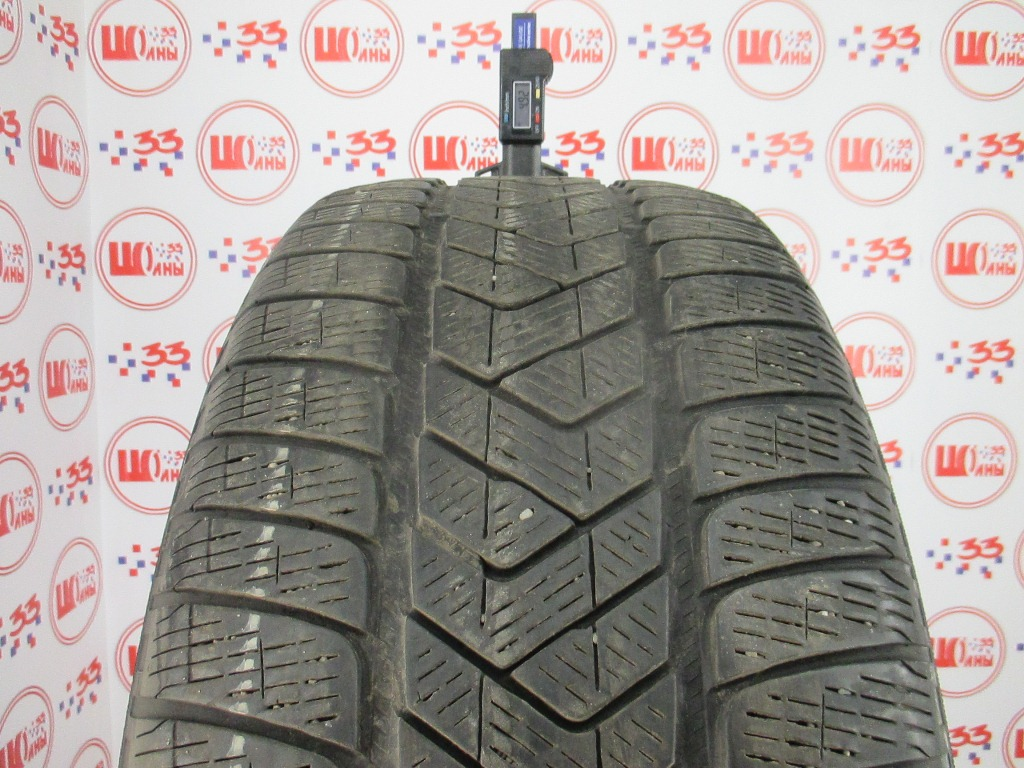 Б/У 255/60 R17 Зима PIRELLI Scorpion Winter Кат. 4