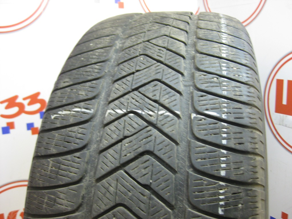 Б/У 255/60 R17 Зима PIRELLI Scorpion Winter Кат. 3
