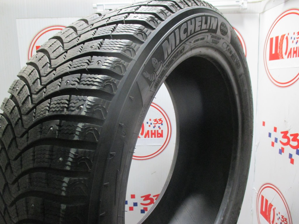 Б/У 275/45 R20 Зима Шипы  MICHELIN Latitude X-Ice North-2 Кат. 2