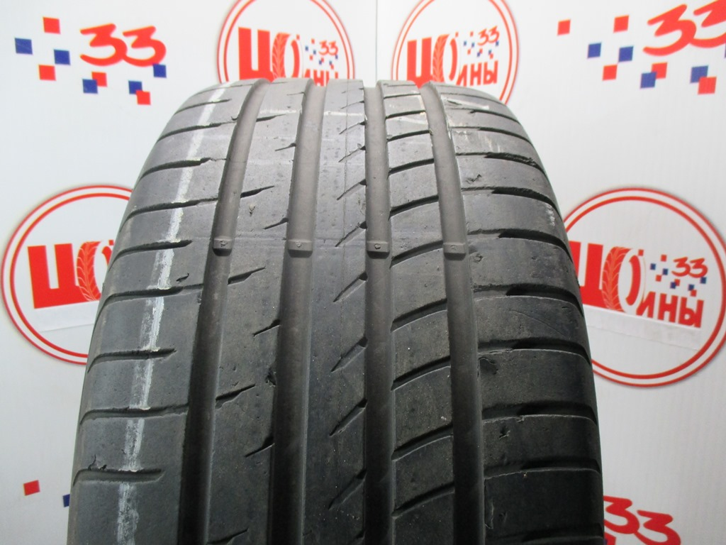 Б/У 255/40 R18 Лето GOODYEAR Efficient Grip RSC Кат. 4
