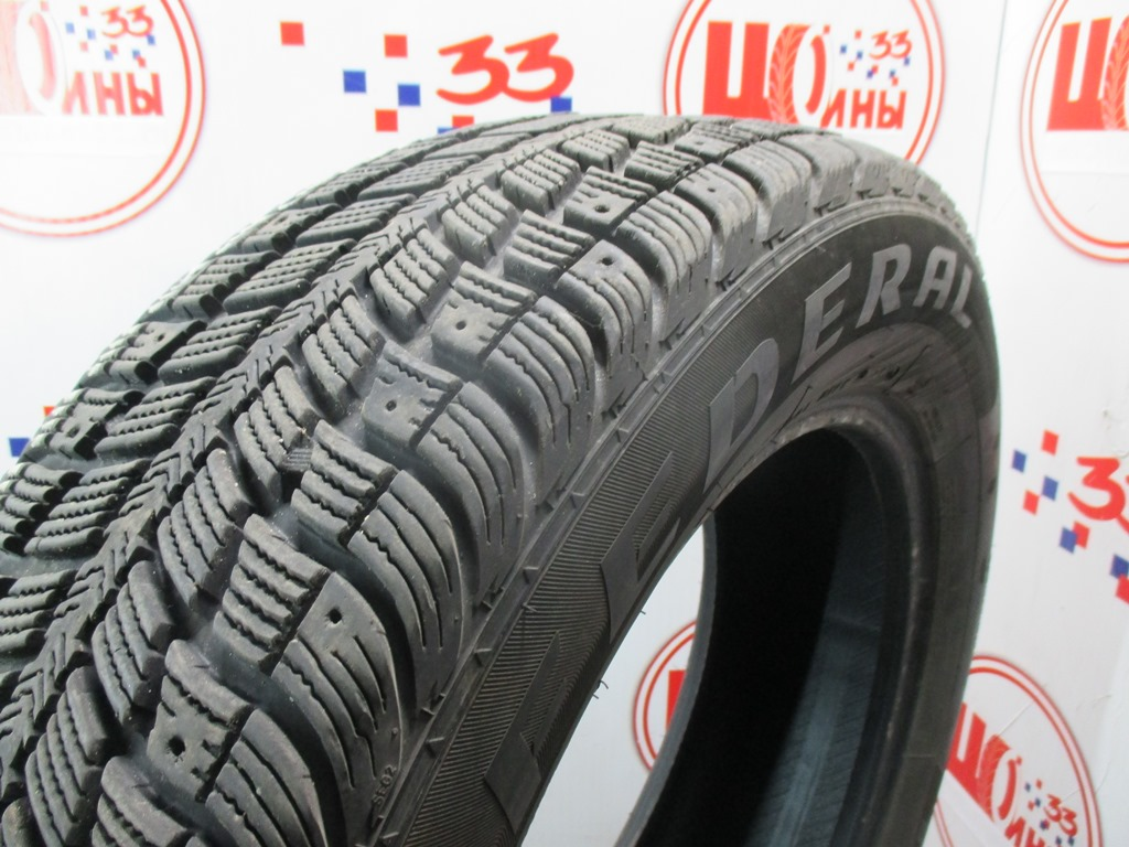 Б/У 225/60 R17 Зима Federal Hymalaya WS2 Кат. 4