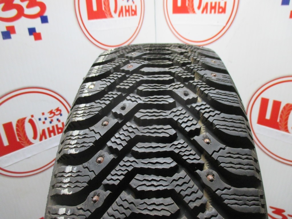 Б/У 205/60 R15 Зима GOODYEAR Ultra Grip-500 Кат. 3