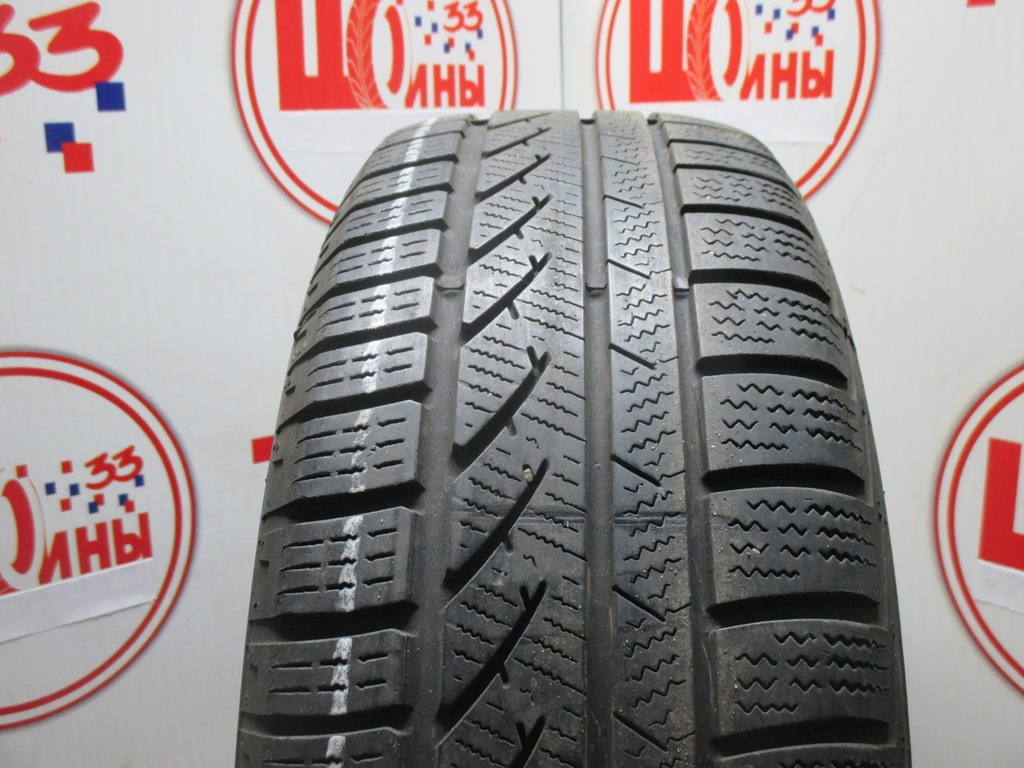 Б/У 195/60 R16 Зима CONTINENTAL C.Winter Contact TS-810 Кат. 3
