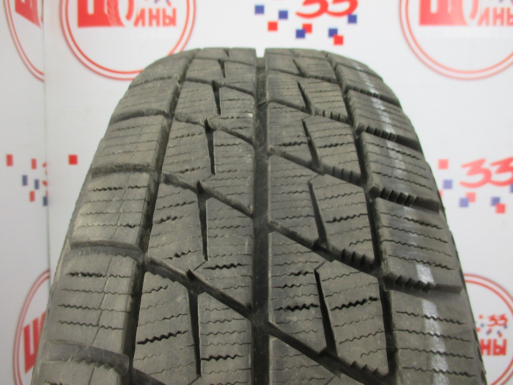 Б/У 205/65 R15 Зима BRIDGESTONE Ice Partner Кат. 2