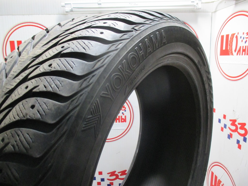 Б/У 275/45 R20 Зима Шипы  YOKOHAMA Ice Guard IG-35 Кат. 4