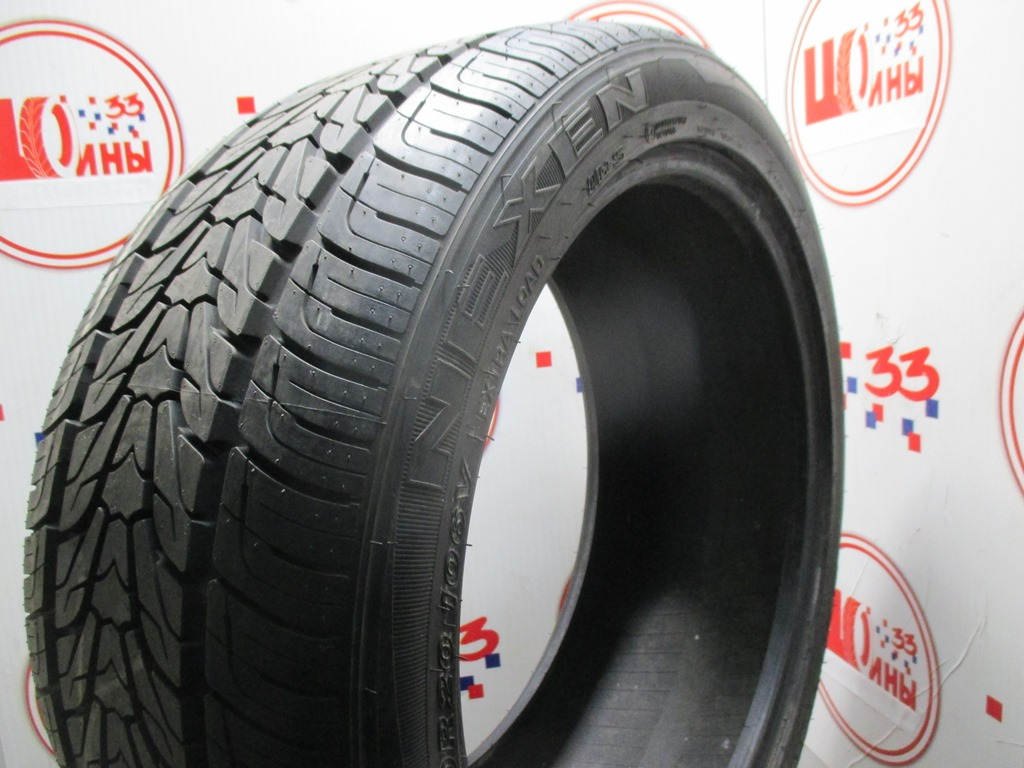 Б/У 275/40 R20 Лето Nexen Roadian HP Кат. 1