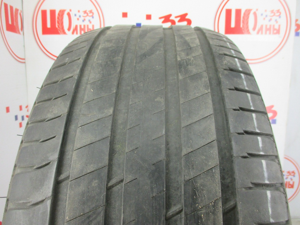 Б/У 255/50 R20 Лето MICHELIN Latitude Sport-3 Кат. 5