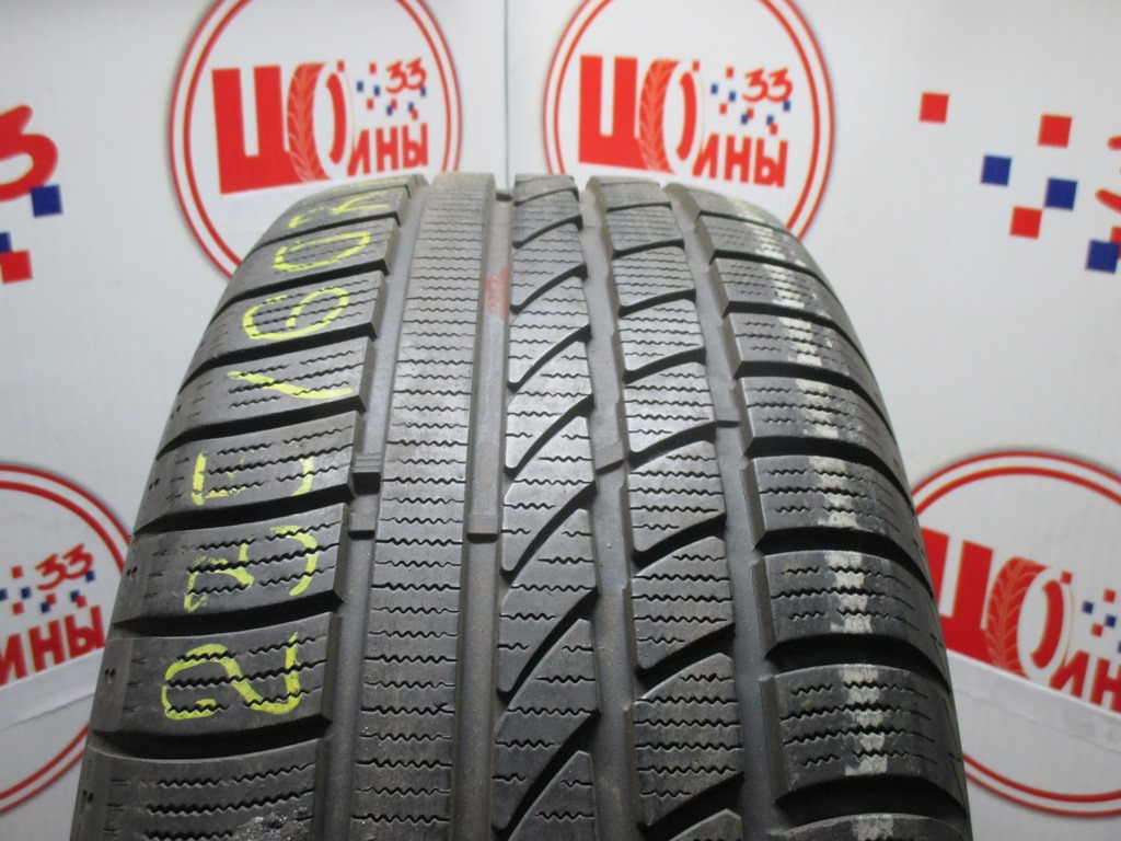 Б/У 235/60 R17 Зима HANKOOK Ice Bear W-300 Кат. 3