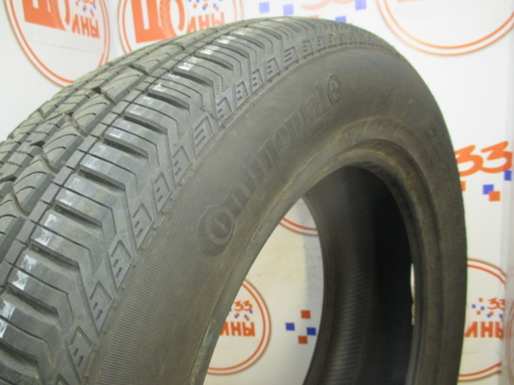 Б/У 235/60 R18 Лето CONTINENTAL C.Cross Contact LX Кат. 1