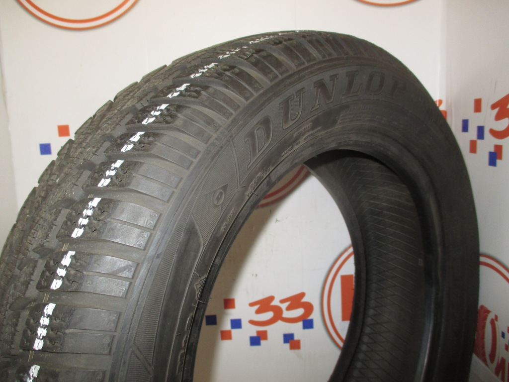 Б/У 195/60 R16C Зима DUNLOP SP Winter Sport 3-D Кат. 2