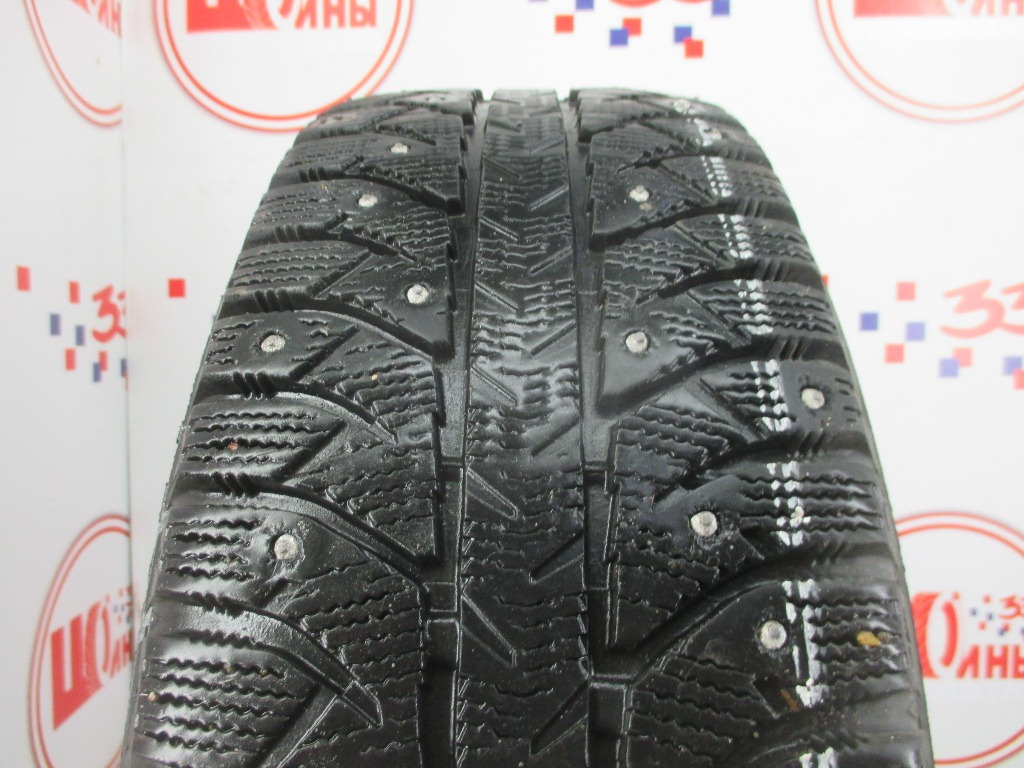 Б/У 185/65 R15 Зима Шипы  BRIDGESTONE IC-7000 Кат. 4