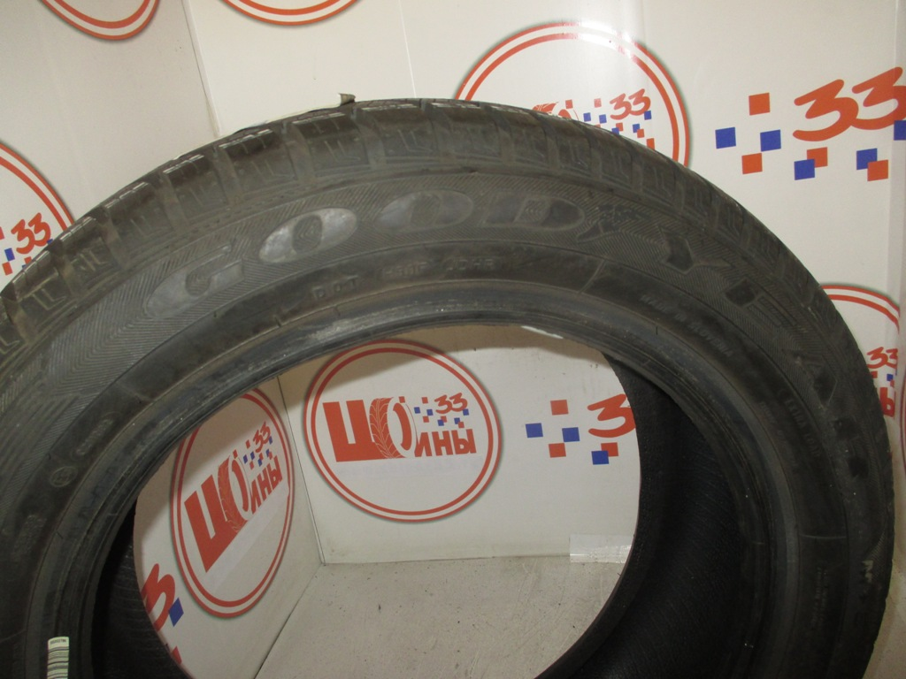 Б/У 205/55 R16 Зима GOODYEAR Vector 4 Seasons Кат. 1