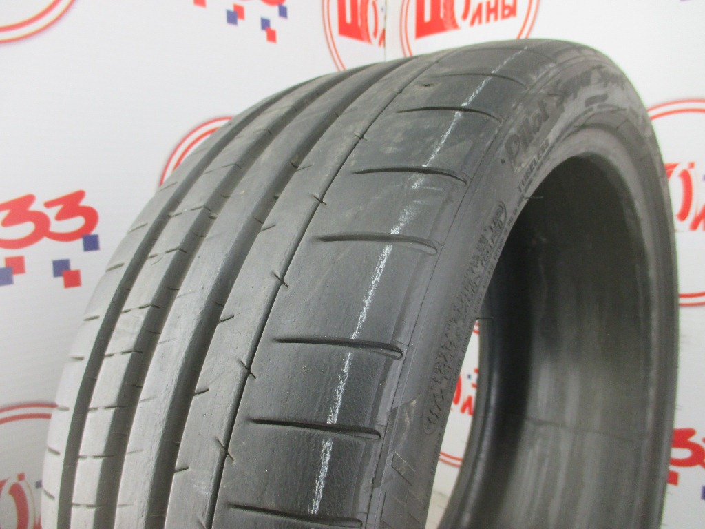Б/У 245/35 R19 Лето MICHELIN Pilot Super Sport Кат. 2