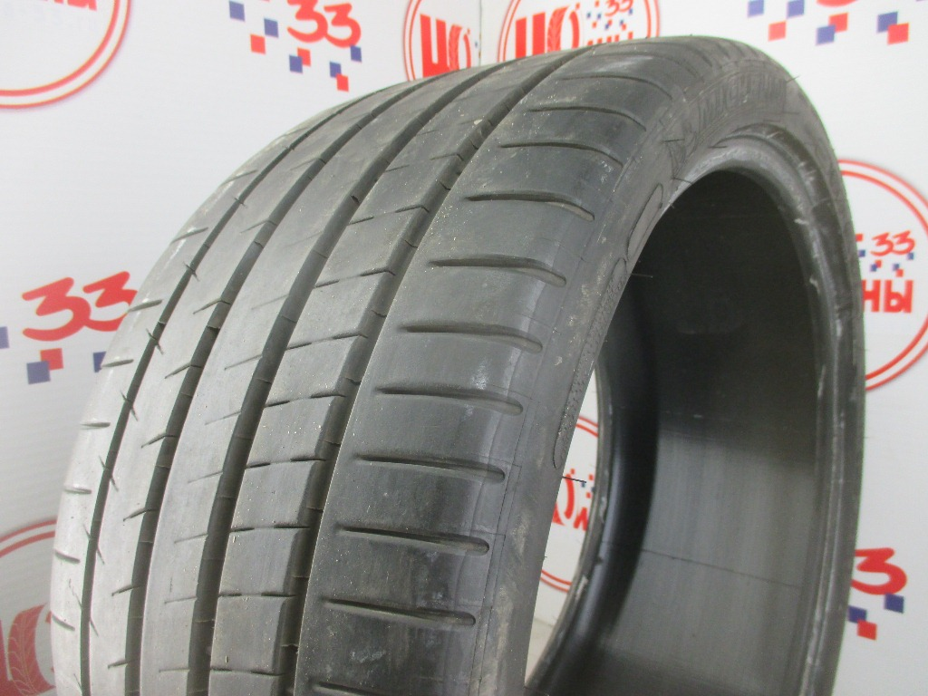 Б/У 285/30 R21 Лето MICHELIN Pilot Super Sport Кат. 3