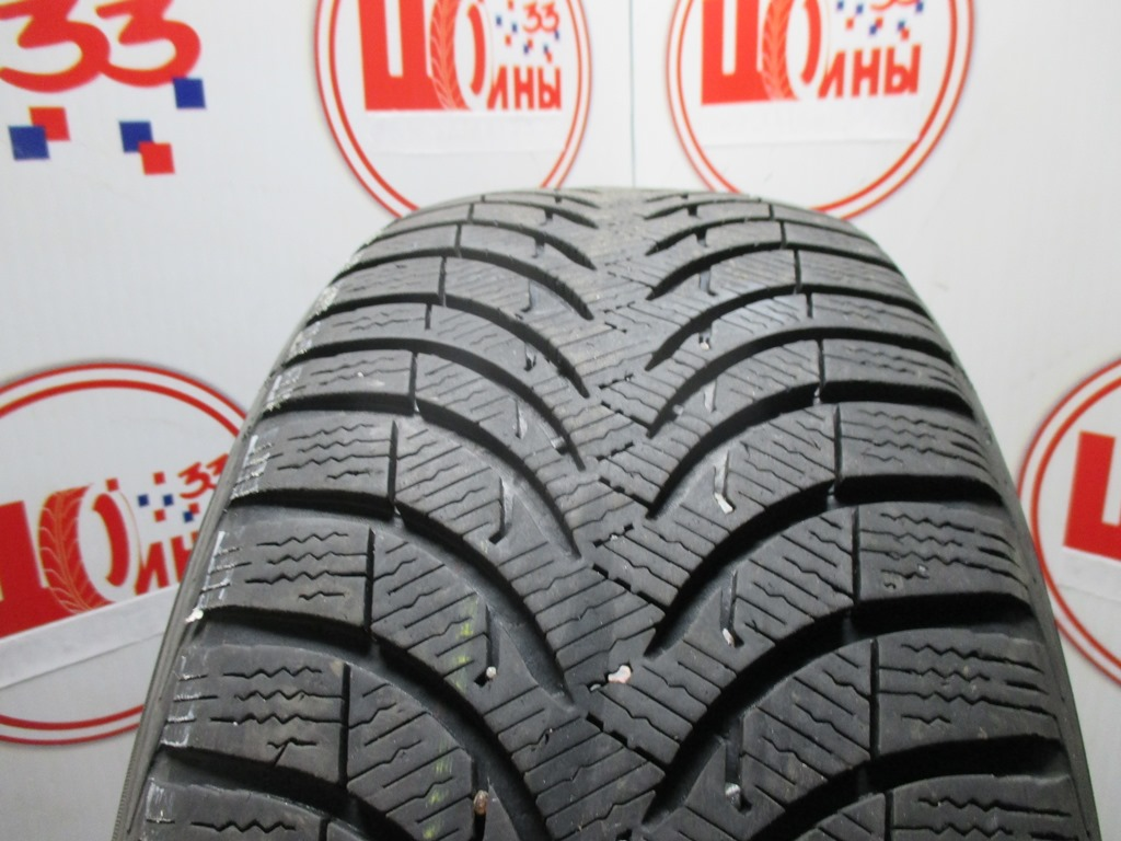 Б/У 225/50 R17 Зима MICHELIN Alpin A-4 Кат. 3