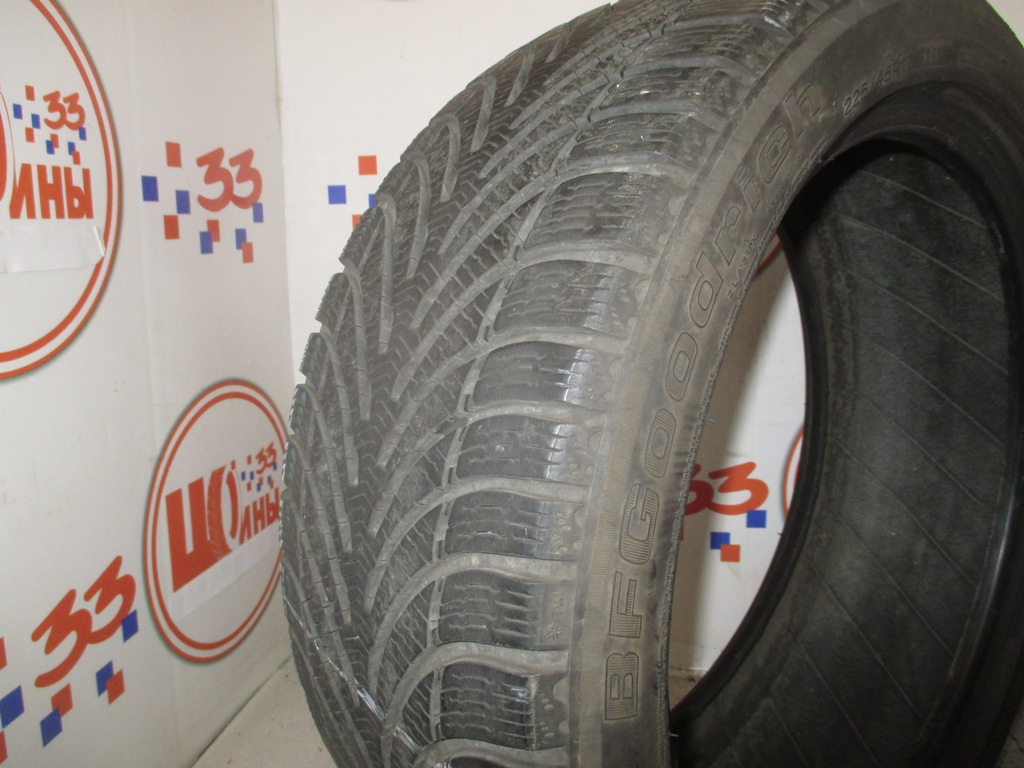 Б/У 225/45 R17 Зима BFGoodrich G-Force Winter Кат. 3
