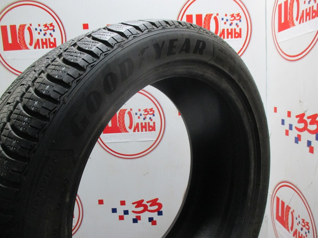 Б/У 235/45 R18 Зима GOODYEAR Ultra Grip-8 Perfomance Кат. 4