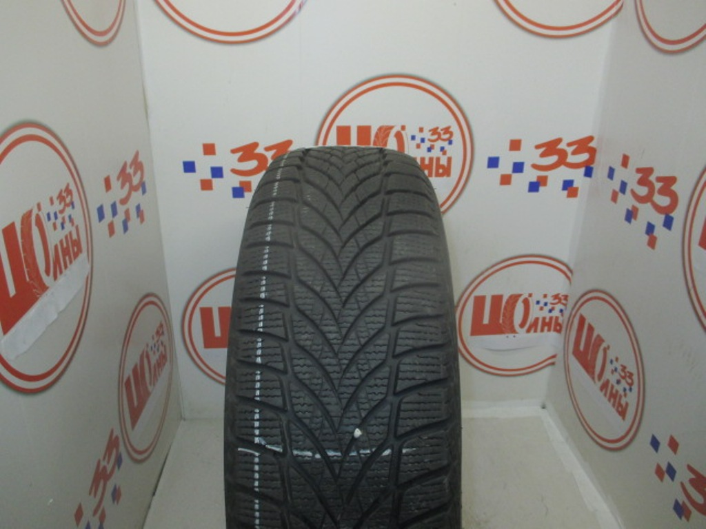 Б/У 195/65 R15 Зима GOODYEAR Ultra Grip Ice 2 Кат. 3