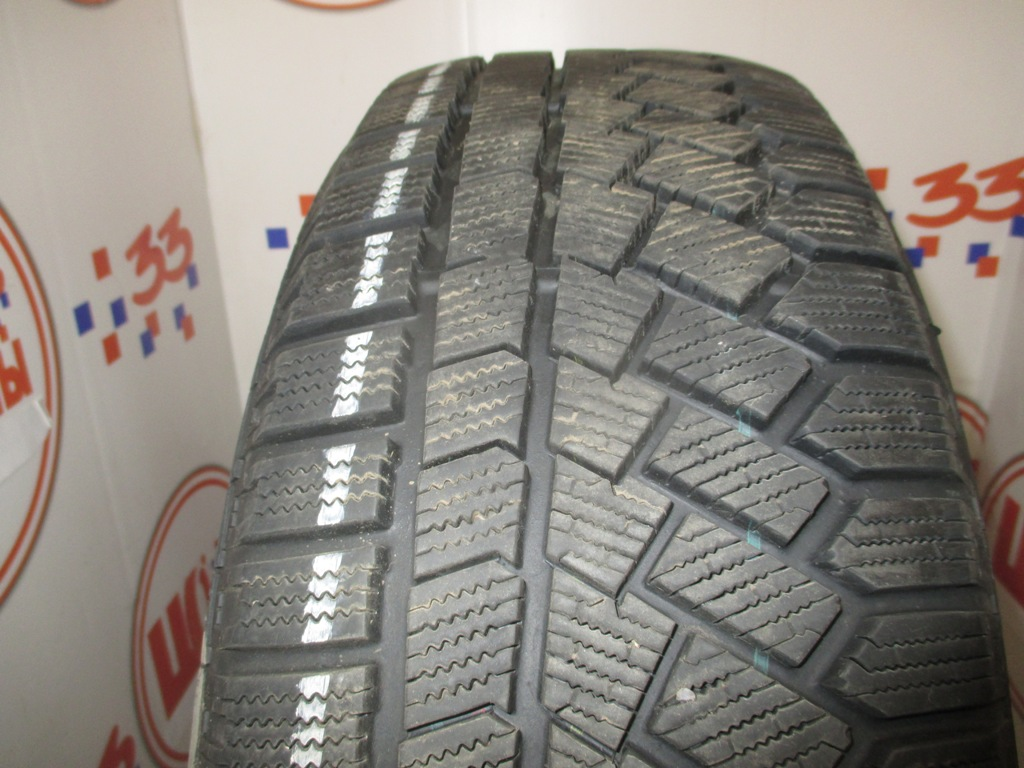 Б/У 215/65 R16 Зима CONTINENTAL C.Cross Contact Viking Кат. 1
