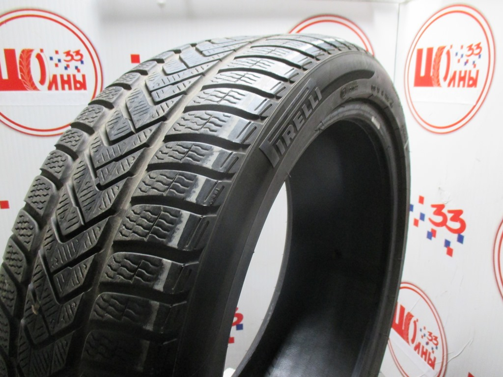 Б/У 255/40 R20 Зима PIRELLI Sottozero-3 Winter Кат. 5