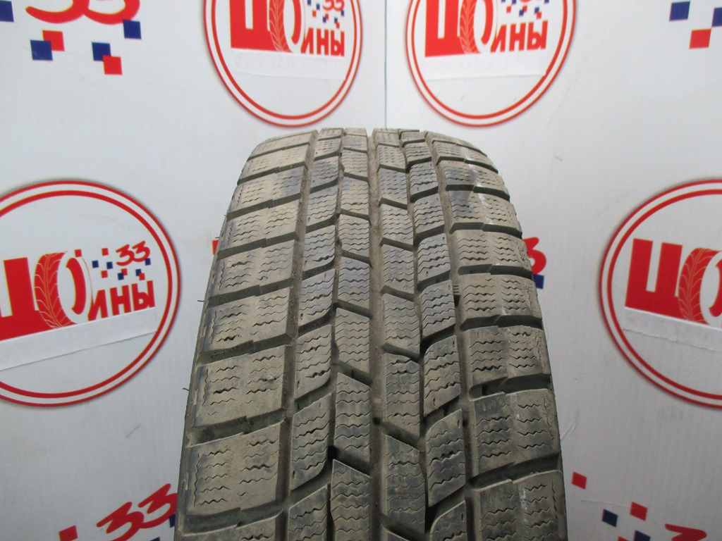 Б/У 195/60 R15 Зима GOODYEAR Ice Navi-6 Кат. 3
