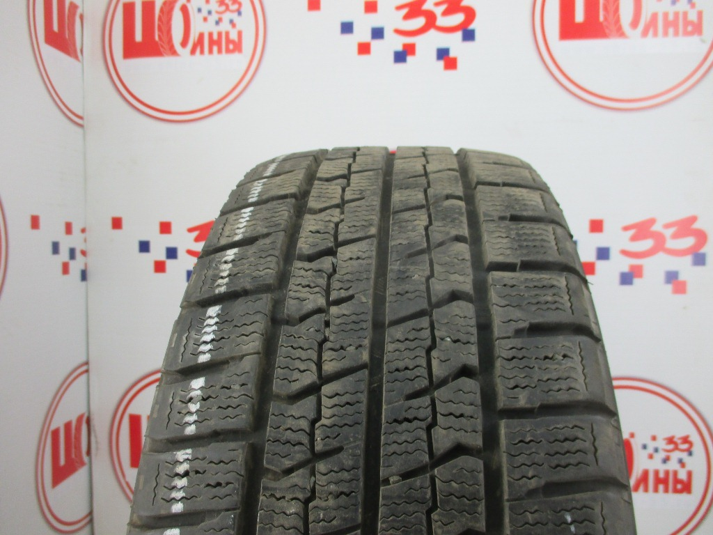 Б/У 195/55 R15 Зима GOODYEAR Ultra Grip Ice Navi ZEA-2 Кат. 3