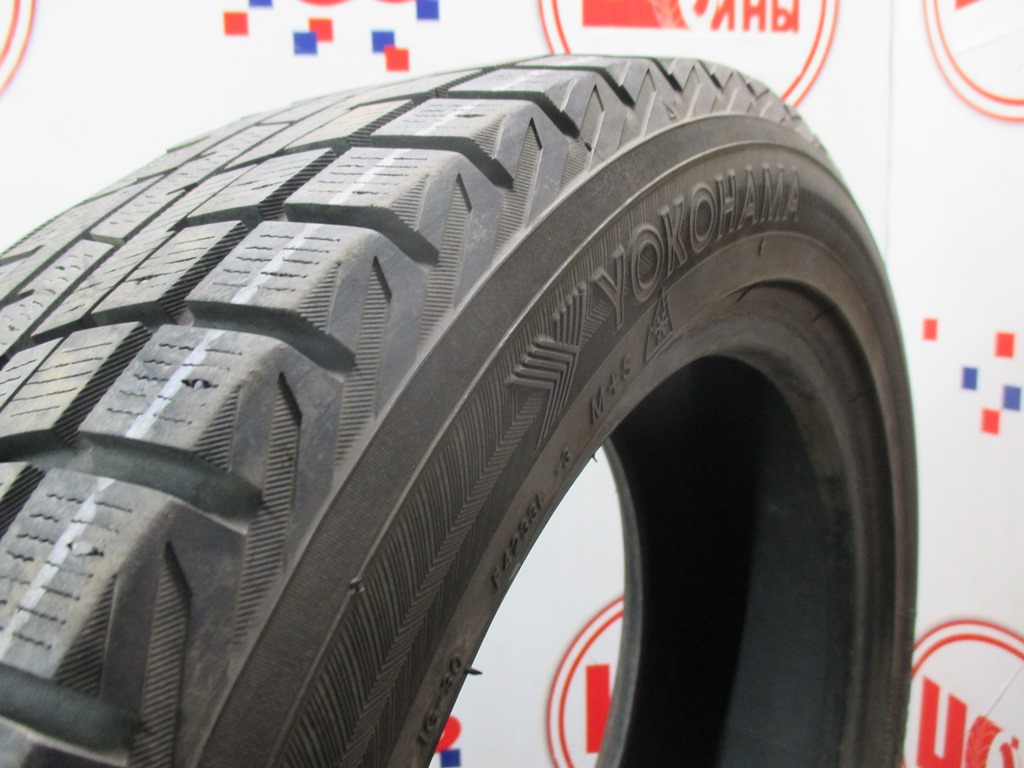 Б/У 185/55 R15 Зима YOKOHAMA Ice Guard IG-30 Кат. 3