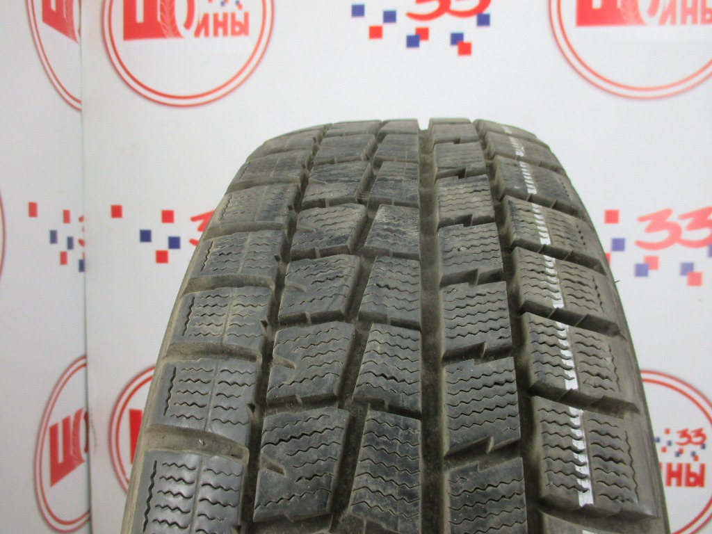 Б/У 195/55 R15 Зима DUNLOP SP Winter Maxx WM-01 Кат. 2