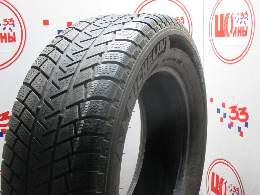 Б/У 255/60 R18 Зима MICHELIN Latitude Alpin Кат. 5