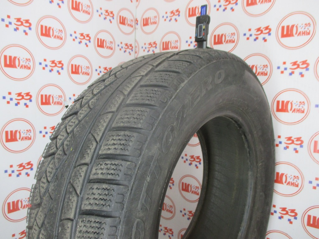 Б/У 215/65 R16 Зима PIRELLI Sottozero Winter-210 Кат. 5