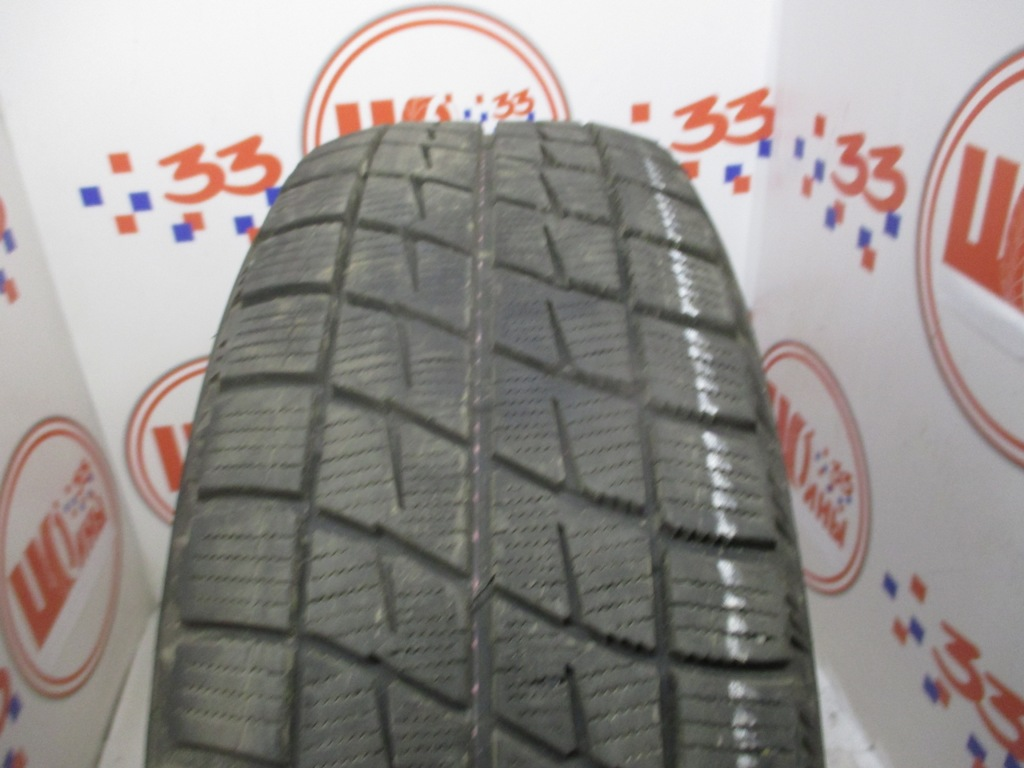 Б/У 215/60 R16 Зима BRIDGESTONE Ice Partner Кат. 4