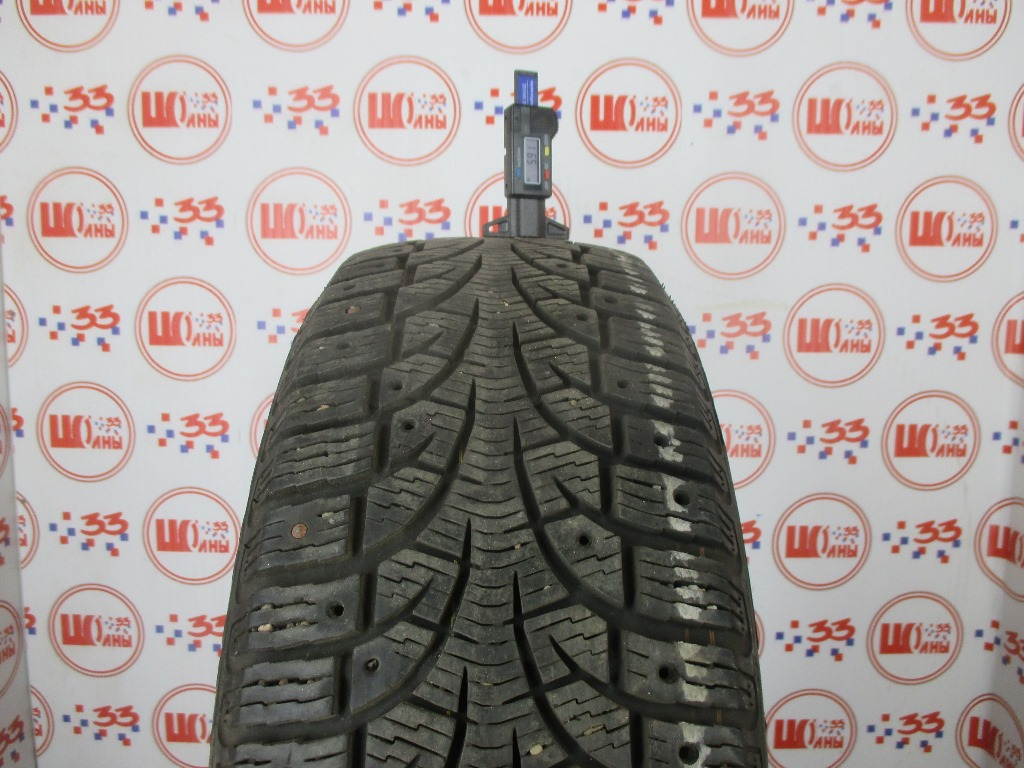 Б/У 215/55 R16 Зима Шипы  PIRELLI Winter Carving/Carving Edge Кат. 4