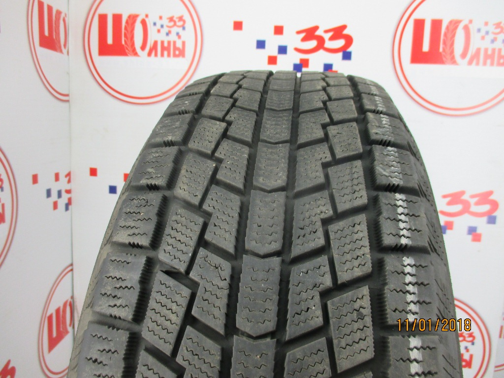 Б/У 235/60 R18 Зима HANKOOK Nordik IS RW-08 Кат. 3