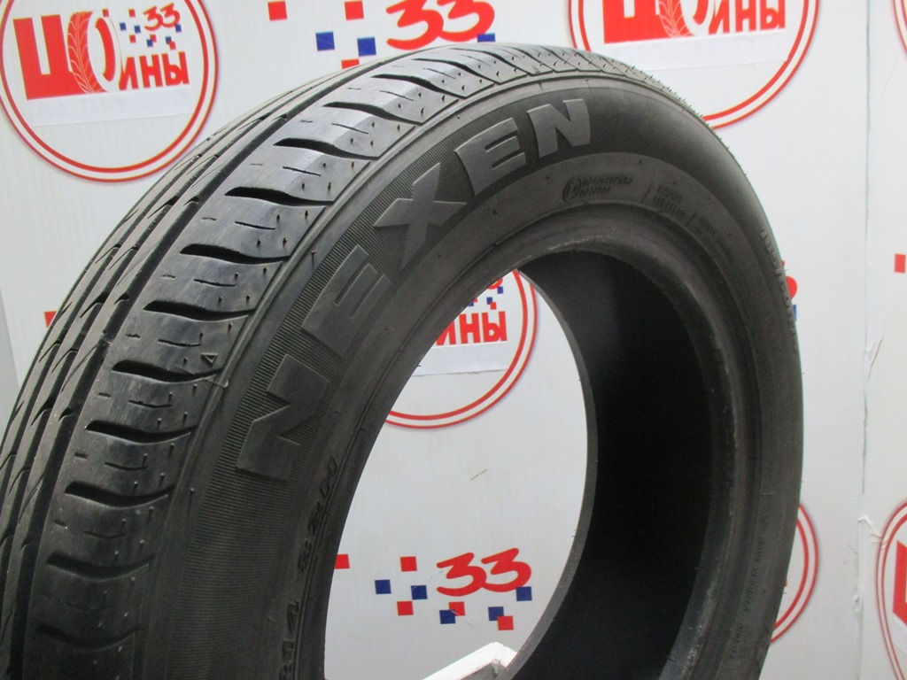 Б/У 185/60 R14 Лето Nexen N`Blue HD Кат. 5