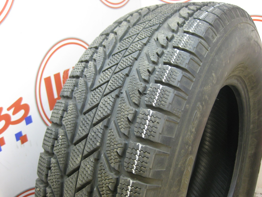 Б/У 245/70 R16 Зима BFGoodrich Winter Slalom Кат. 3