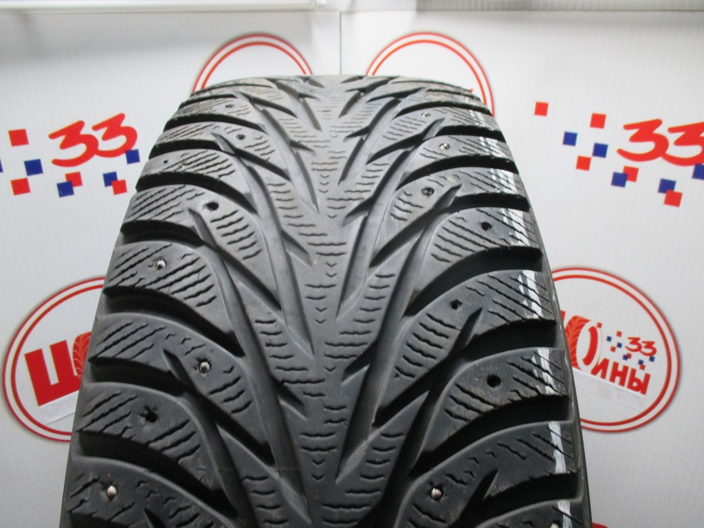 Б/У 275/65 R17 Зима Шипы  YOKOHAMA Ice Guard IG-35 Кат. 4