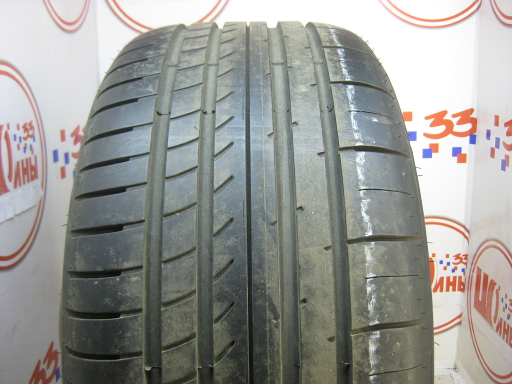 Б/У 275/35 R20 Лето GOODYEAR Eagle F-1 Asymmetric-2 RSC Кат. 2