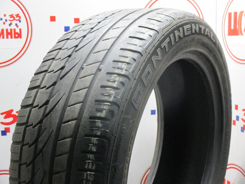Б/У 265/50 R20 Лето CONTINENTAL C.Cross Contact UHP Кат. 4