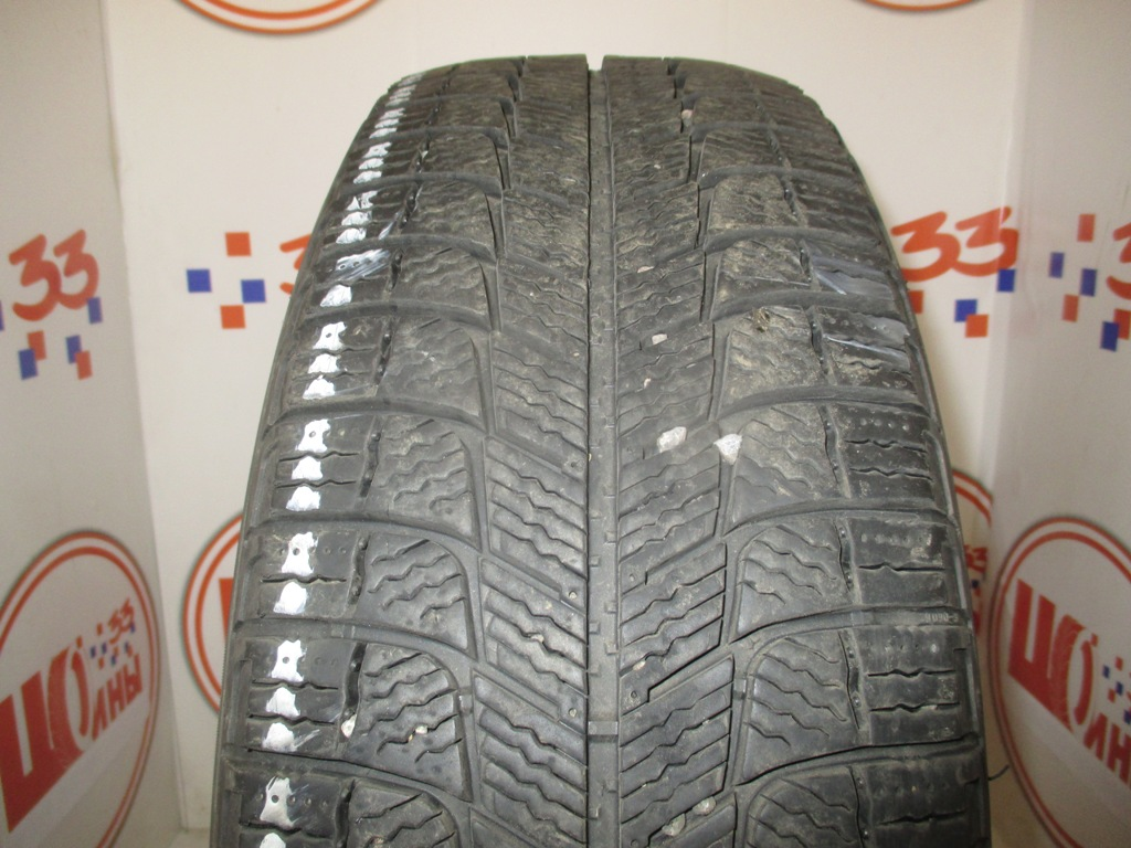 Б/У 195/60 R16 Зима MICHELIN X-ICE-3 Кат. 2
