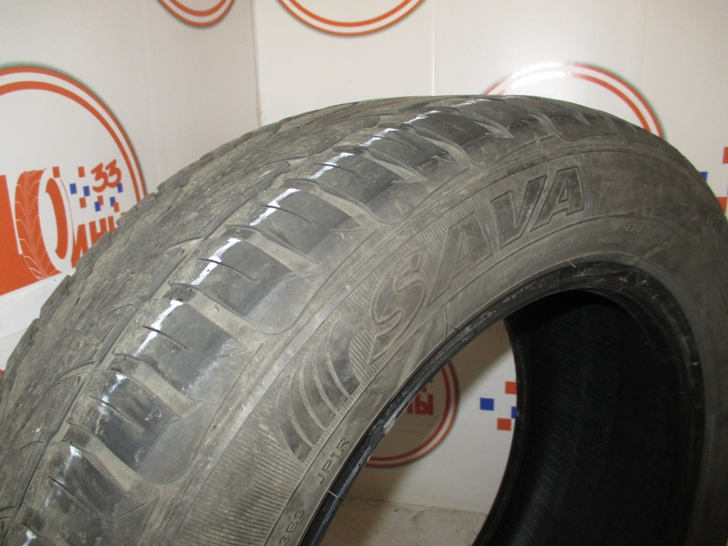 Б/У 215/55 R16 Лето SAVA Intensa HP Кат. 5