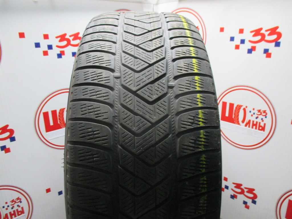 Б/У 255/50 R20 Зима PIRELLI Scorpion Winter Кат. 5