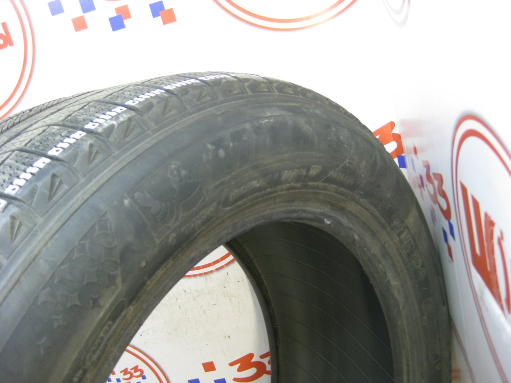 Б/У 255/55 R19 Зима MICHELIN X-ICE-2 Кат. 5