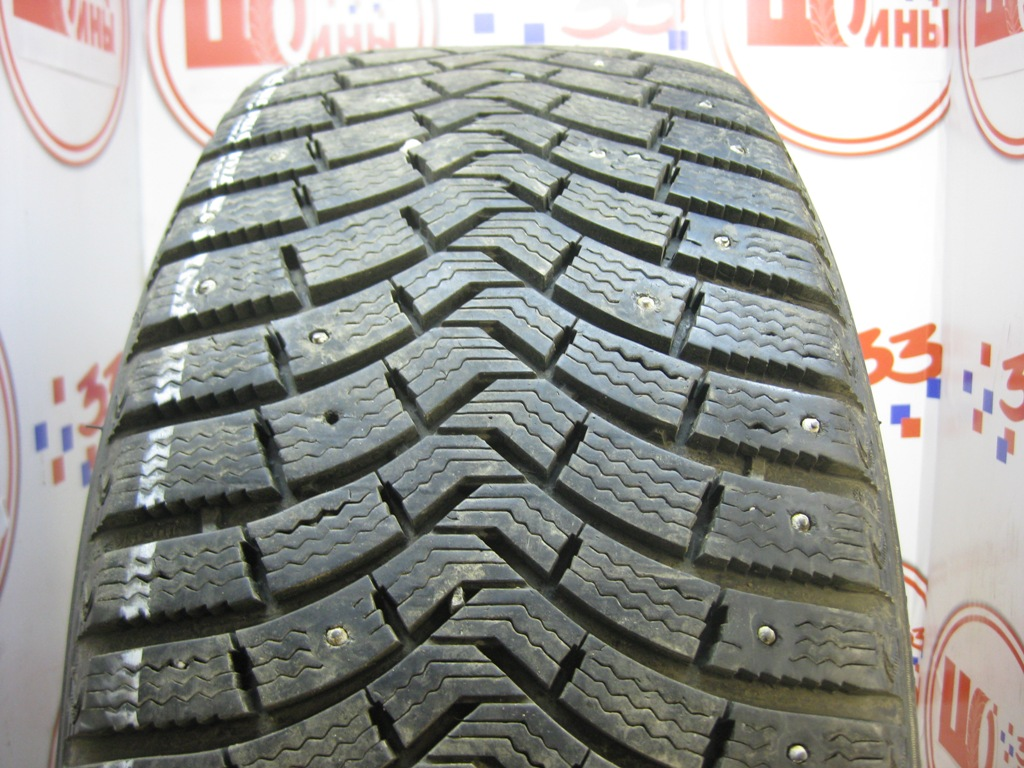 Б/У 265/60 R18 Зима Шипы  MICHELIN Latitude X-Ice North-2 Кат. 2