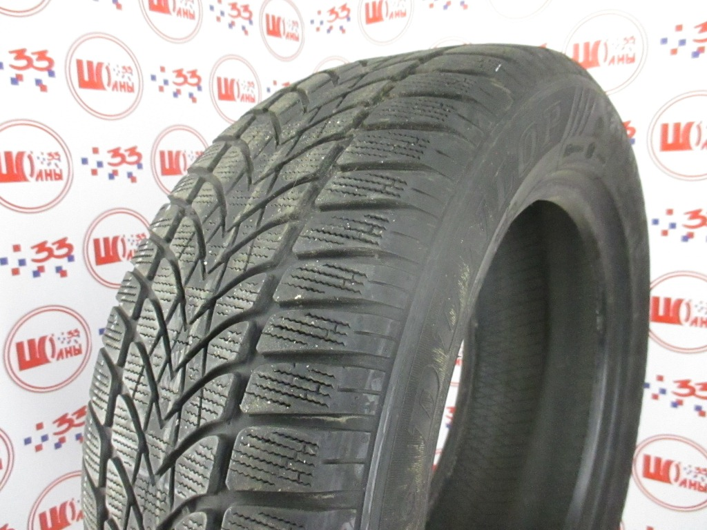 Б/У 225/55 R16 Зима DUNLOP SP Winter Sport 4-D Кат. 5