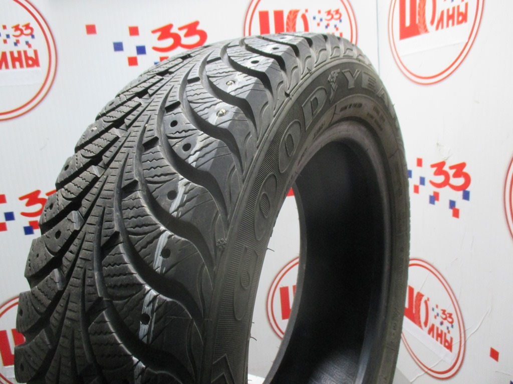 Б/У 185/60 R15 Зима GOODYEAR Ultra Grip Extreme  Кат. 2 (без шипов)