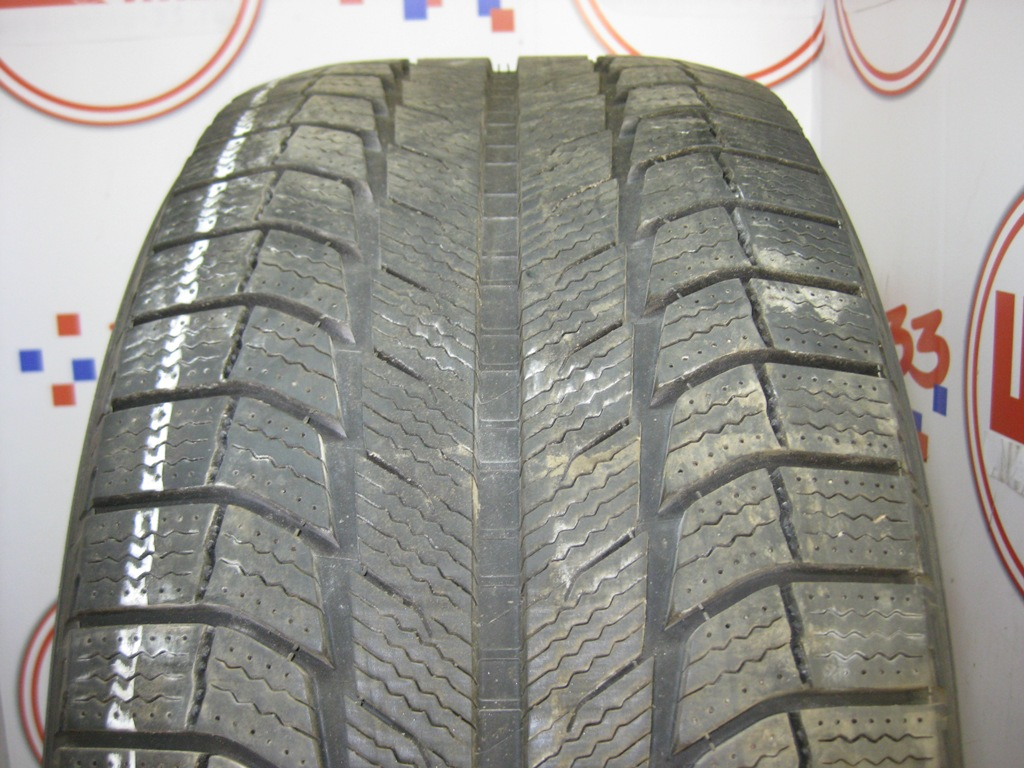 Б/У 275/40 R20 Зима MICHELIN Latitude X-ICE-2 Кат. 1