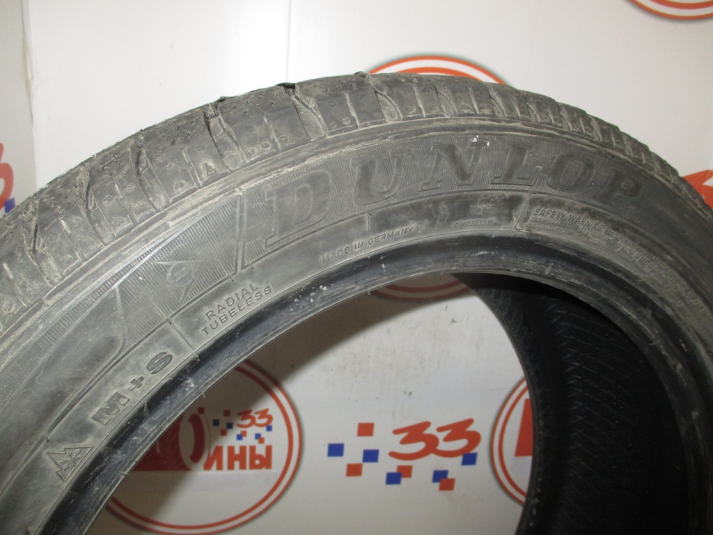 Б/У 215/50 R17 Зима DUNLOP SP Winter Sport 3-D Кат. 2
