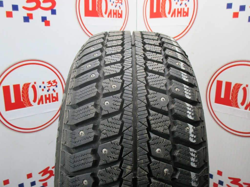 Б/У 215/55 R16 Зима Шипы  Matador MP-50 Sibir Ice Кат. 1