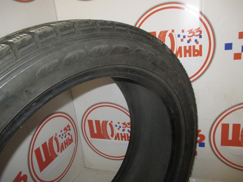 Б/У 215/50 R17 Зима GOODYEAR Ultra Grip Ice Navi ZEA-2 Кат. 2